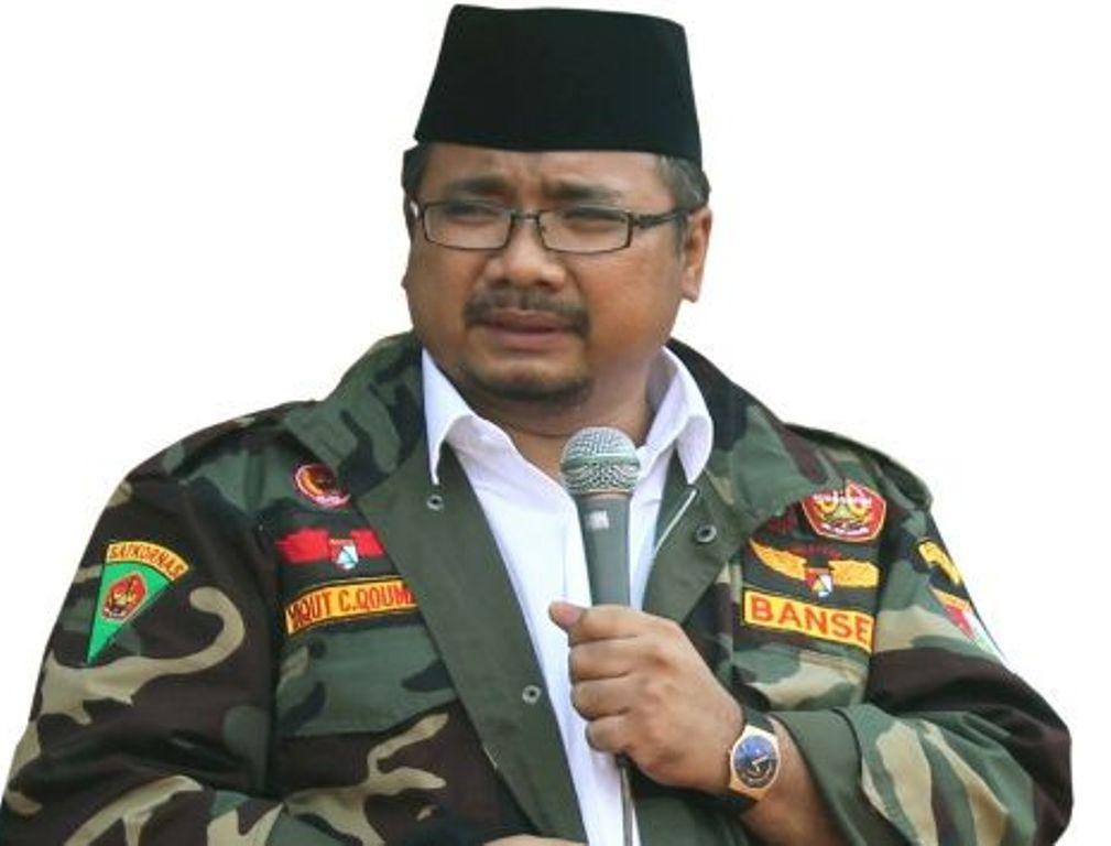 Penyerangan Wiranto, Yaqut Tuding Keterlibatan Kelompok Radikal