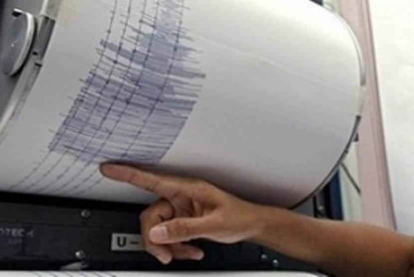 BMKG Pantau Perkembangan Pasca Gempa 7 Magnitudo di Ternate