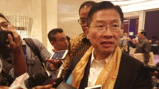 KPK Berencana Periksa James Riady soal Suap Izin Meikarta