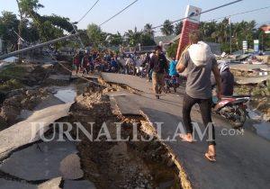 Cerita Pilu Korban Gempa: Sudah Menderita, Dijarah Pula