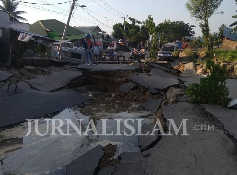 Begini Penjelasan LIPI Soal Gempa dan Tsunami di Palu