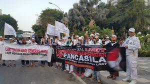 Masyarakat Surabaya Minta Pemerintah Tegas Berantas LGBT