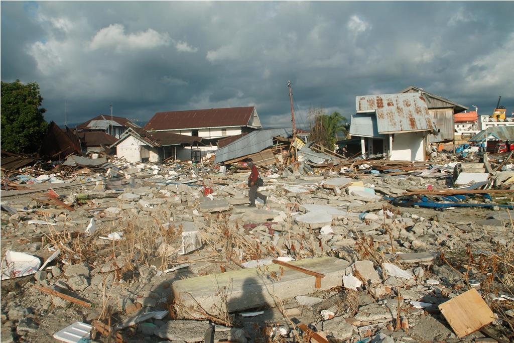Presiden ke Depan Harus Punya Visi Besar Penanggulangan Bencana