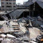 Rabu Pagi, Jet Tempur Israel Kembali Bombardir Gaza