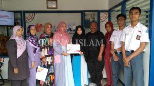 SMAN 3 Cimahi Kumpulkan Rp.30 Juta untuk Korban Bencana di Sulteng