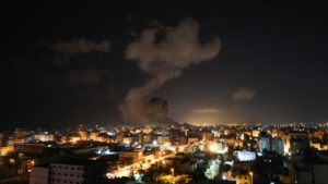 10 Rudal Israel Hantam Stasiun TV Hamas