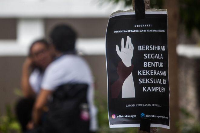 Pelecehan Seksual Dunia Kampus dan Egoisme Salah Benar