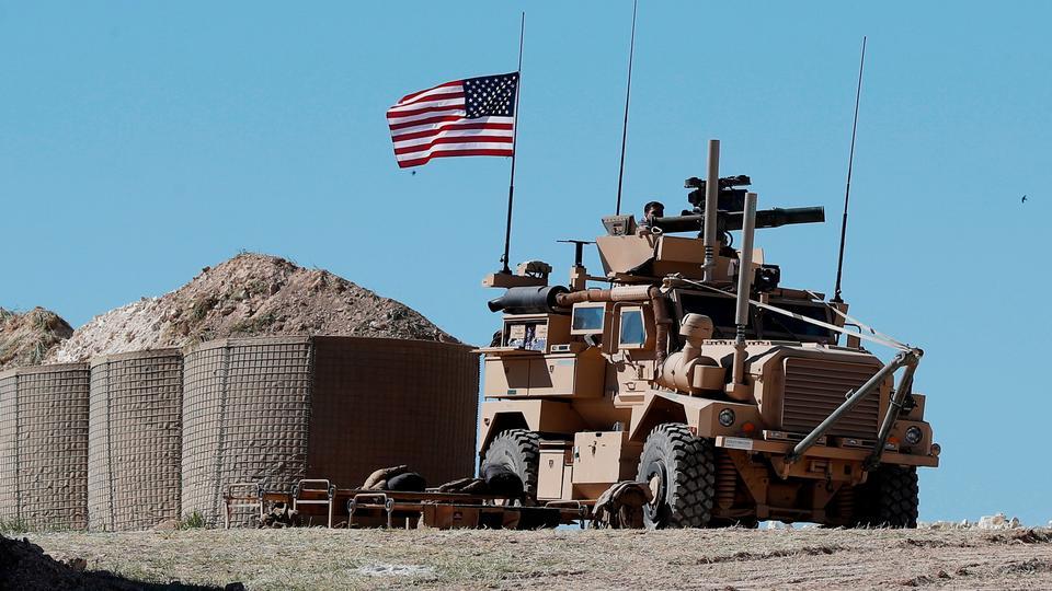 AS Tempatkan Pos-pos Militer di Sepanjang Perbatasan Turki-Suriah