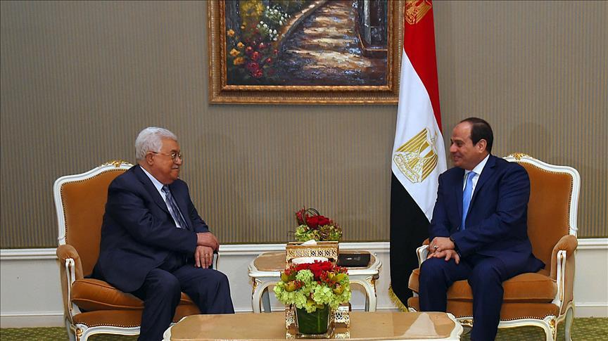 Abbas dan Sisi akan Bahas Perkembangan Terakhir Palestina Hari Ini