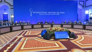 Begini Kata Utusan PBB untuk Suriah Terkait Pembicaraan Damai di Astana