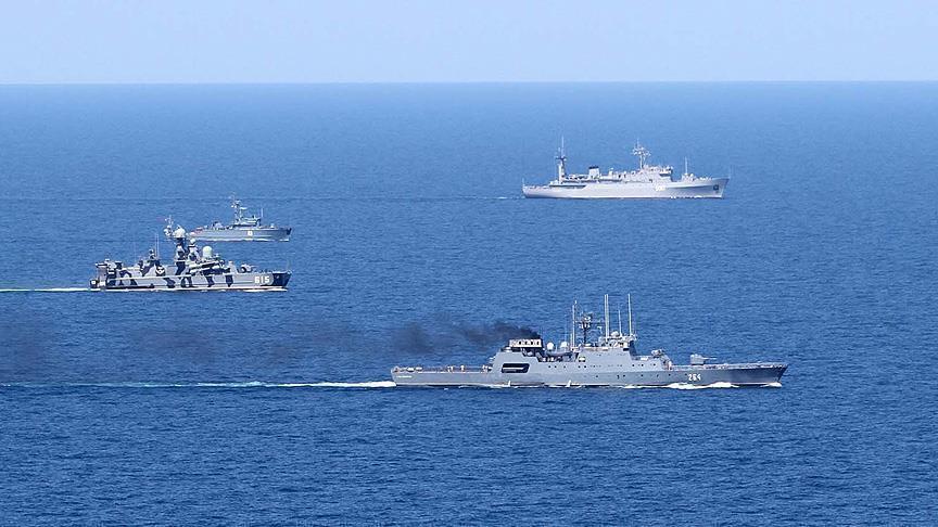 Begini Sikap Turki Setelah Kapal Perang Rusia Tembaki Kapal AL Ukraina