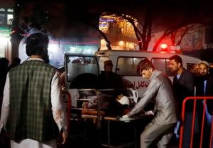 Bom Hantam Perayaan Maulid Nabi di Afghanistan, 50 Orang Lebih Terbunuh