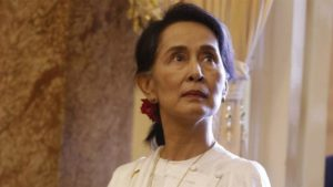 Giliran Amnesty Internasional Cabut Gelar 'Duta Hati Nurani' Aung San Suu Kyi
