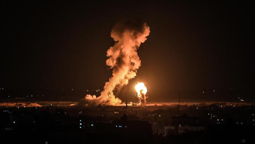 Hamas Gempur Pasukan Israel dengan 200 Roket Lebih
