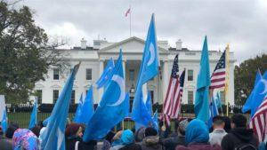 Sambut Hari Kemerdekaan di AS, Inilah Laporan Kebiadaban China pada Muslim Uighur
