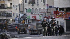Israel Hancurkan Puluhan Bangunan Pengungsi Palestina di Tanah Palestina