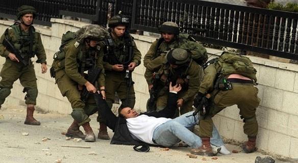 Israel Culik 17 Warga Palestina di Tepi Barat