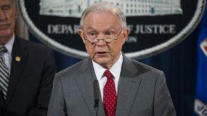 Jaksa Agung Trump Mengundurkan Diri atas Desakan Presiden