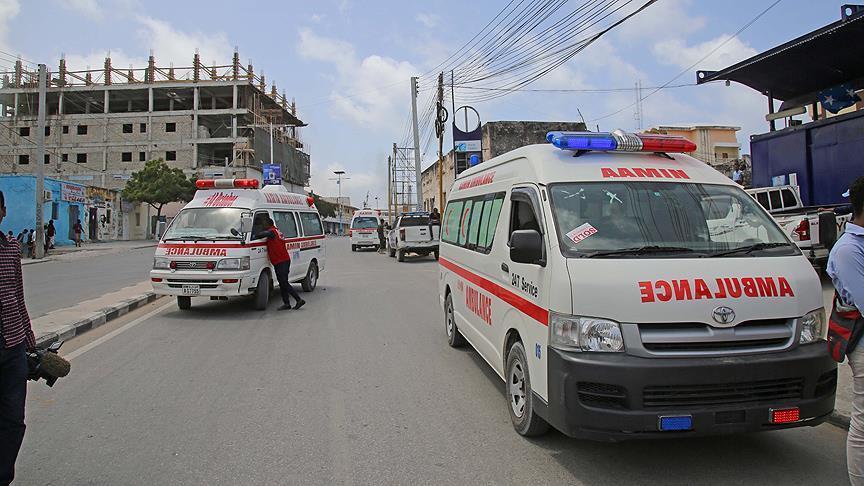 Jumlah Korban Tewas dalam Serangan Bom di Mogadishu Menjadi 53 Orang