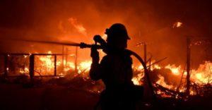 Kebakaran Mematikan California: Ribuan Rumah Hangus, 31 Tewas dan 228 Hilang