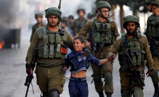 Lebih dari 900 Anak Palestina Ditangkap Pasukan Israel