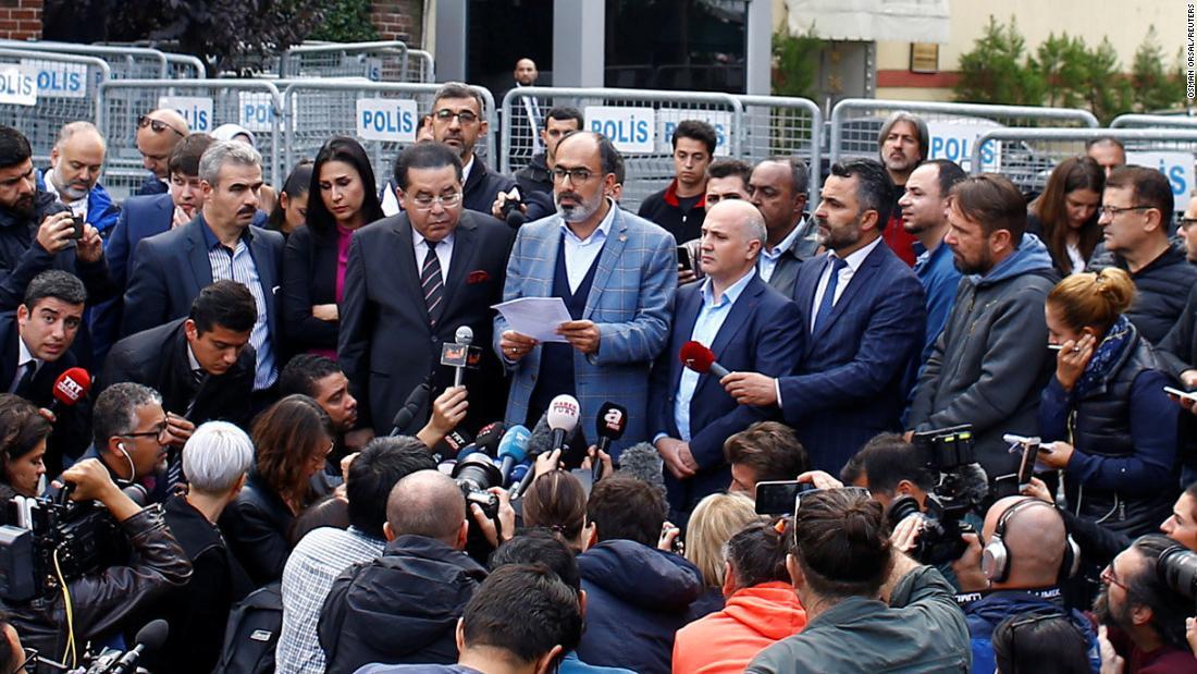 Media AS Kutip Pernyataan Turki atas Dimutilasinya Jurnalis Jamal Khashoggi