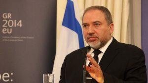Menteri Pertahanan Israel Lieberman Mengundurkan Diri dari Jabatannya