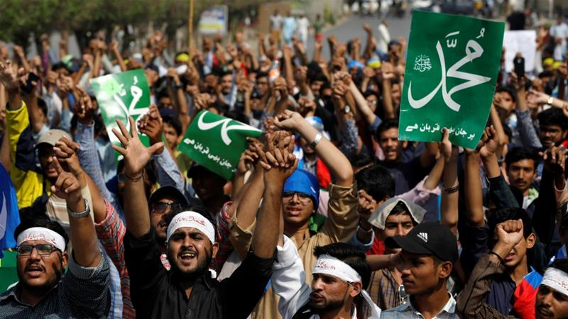 Pakistan: Penista Nabi Dibebaskan, TLP Serukan Aksi Nasional Hari Jumat
