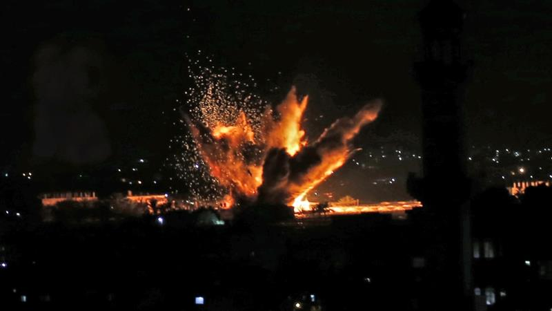 Mesir Tengahi Gencatan Senjata Hamas dengan Israel