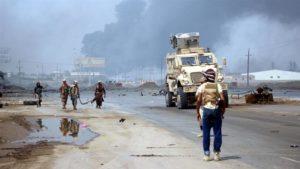 Pertempuran Sengit Koalisi Arab dengan Syiah Houthi Meletus di Hodeidah