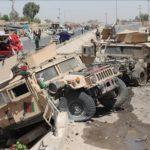 Sedikitnya 3 Tentara AS Tewas Dihantam Bom Taliban