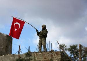 Turki Turunkan Jumlah Pelanggaran Gencatan Senjata di Idlib 4 Kali Lipat
