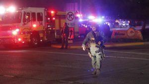 Veteran Marinir AS Bunuh 12 Orang dalam Bar California