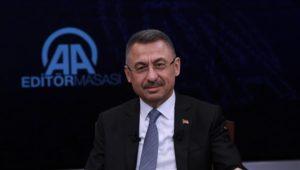 Wapres: Turki akan Habisi Setiap Ancaman di Perbatasan Suriah