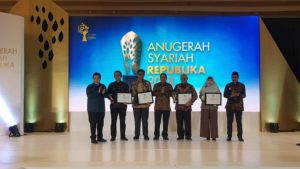 Rumah Zakat Raih Apresiasi Syariah Republika 2018