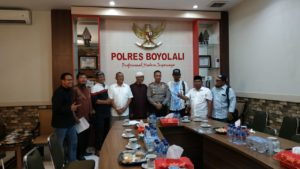 Bupati Boyolali Dilaporkan Karena Hujat Prabowo