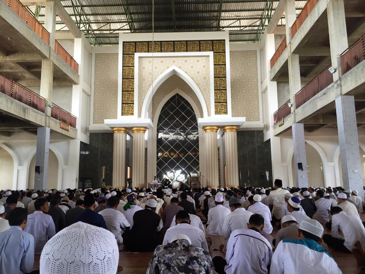Kader Hidayatullah Komitmen Rutinkan Baca Qur'an hingga Shalat Malam