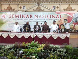 Ini Poin Penting Seminar Nasional Bendera Tauhid di Surabaya