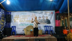 Ustaz Felix Siauw Ajak Pemuda Muslim Penuhi Monas di Reuni 212