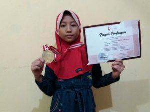 Wakili Solo, Siswi SD Muhammadiyah Juara Lomba Senam Freehand Tingkat Provinsi