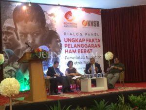 Institusi HAM ASEAN : Indonesia Paling Diandalkan Soal Krisis Rohingya