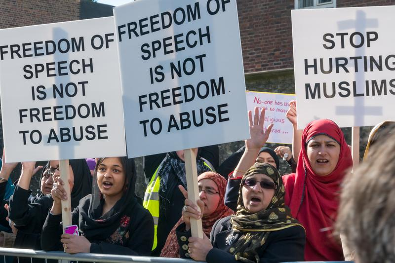 Anggota Parlemen Inggris Soroti Islamofobia di Eropa