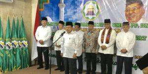 Perkuat Komitmen Makmurkan Masjid, DMI Gelar Rakernas