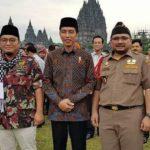 Presiden Hadiri Kemah Pemuda Islam, Polisi Dinilai Menghina Eksistensi Jokowi