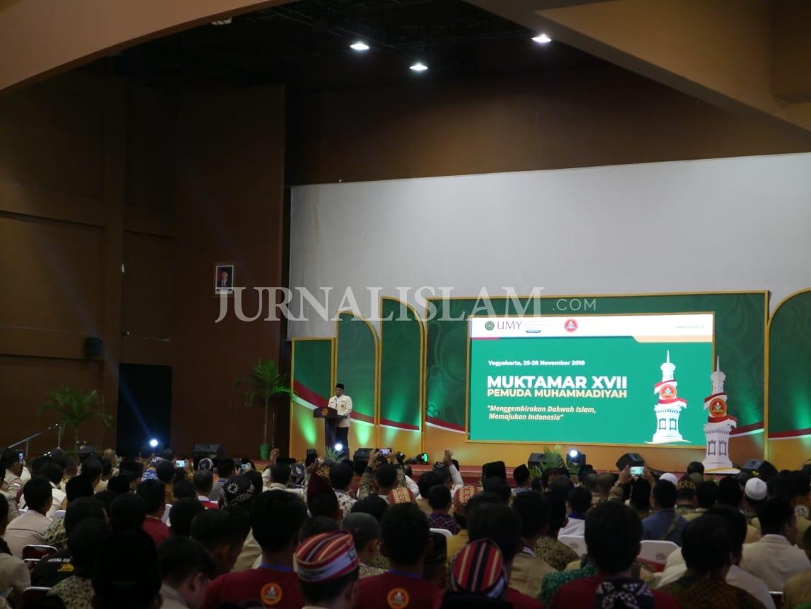 Dihadiri Sultan dan Wapres, Muktamar XVII Pemuda Muhammadiyah di Yogyakarta Resmi Dibuka