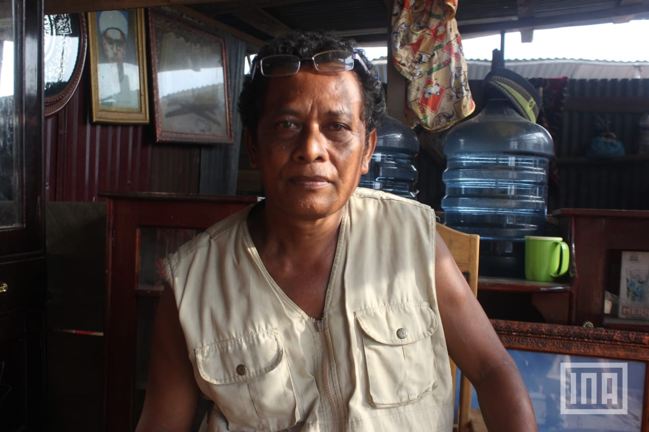 11 Anggota Keluarga Hilang Akibat Likuifaksi, Mulyono Ikhlas