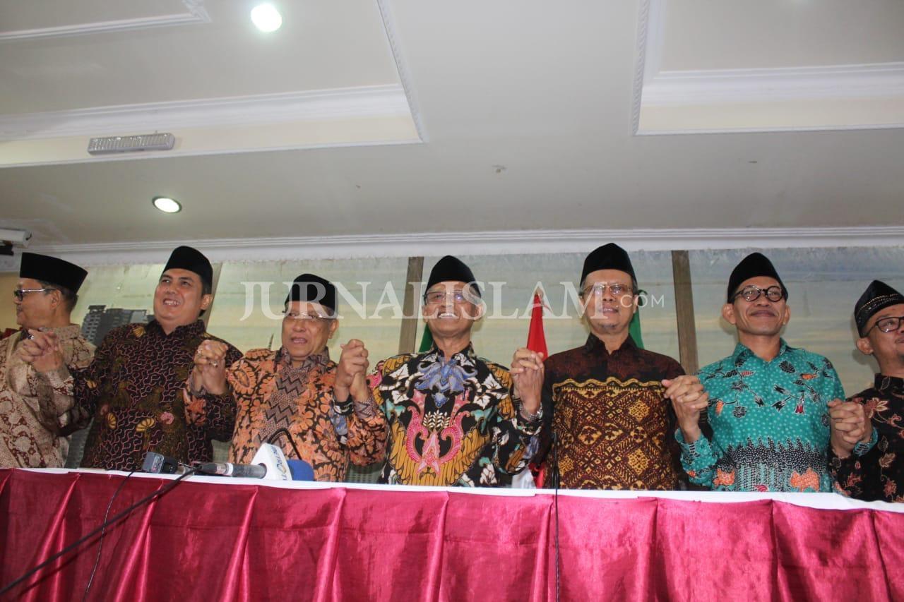 Haedar Nashir : Semangat NU dan Muhammadiyah Adalah Maju Bersama