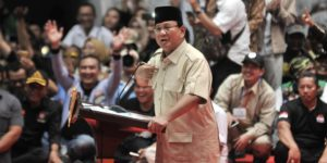 Prabowo Heran Mengapa Hanya Pendukungnya Saja yang Diproses Hukum