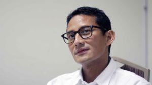 Sandiaga : Kita Akan Setop 'Impor Buruh'