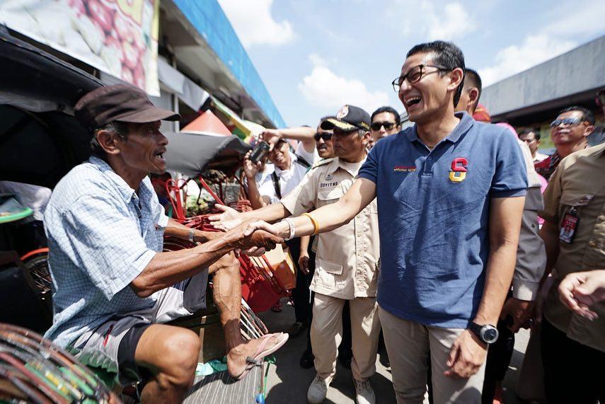 Sandiaga Uno: Industri Halal di Indonesia Belum Tergarap Secara Maksimal